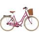 Vermont Saphire 7s Rower miejski czerwony